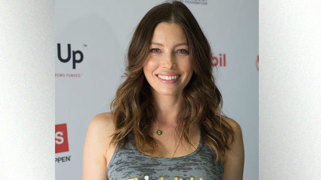 Jessica Biel tackles sex ed with the Tryst Network