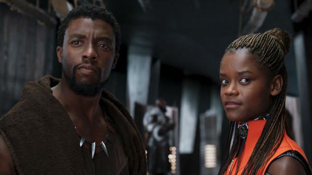 "Chadwick Boseman and Letitia Wright dissect the cultural impact of ""Black Panther"""