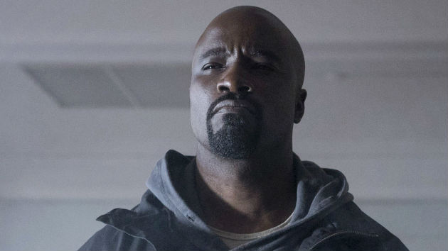 "Mike Colter talks Luke Cage and why he doesn't consider him a ""black"" superhero"
