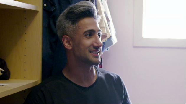 "New ""Queer Eye"" fashion expert says the Netflix reboot shows, ""we are just like everybody else"""
