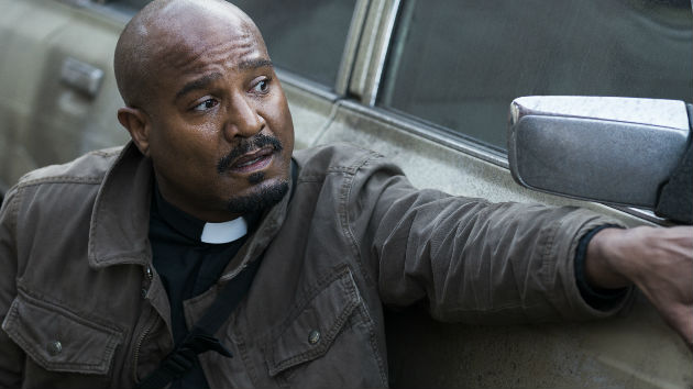 """The Walking Dead"" star Seth Gilliam admits he was 'Danai'd' ""Black Panther"" spoilers from co-star Danai Gurira"