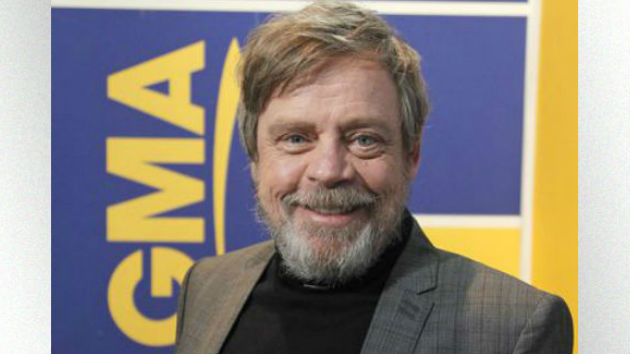 Mark Hamill to get a star on Hollywood Walk of Fame