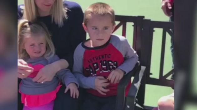 Little boy's expression at learning new sibling's gender says it all
