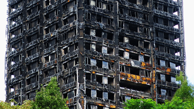 Apartment doors at Grenfell Tower could only withstand 15 minutes of fire: Police