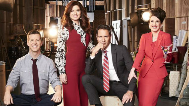 "NBC orders a third round of hit ""Will & Grace"" reboot"
