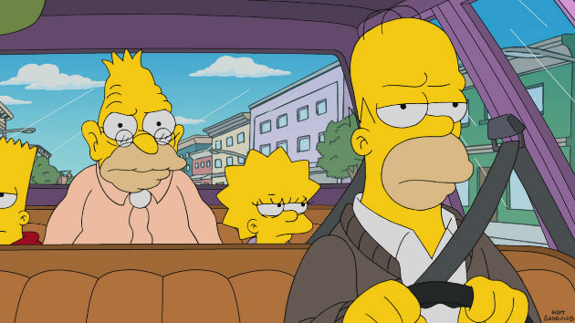 Man presents Homer Simpson driver's license to police after being pulled over