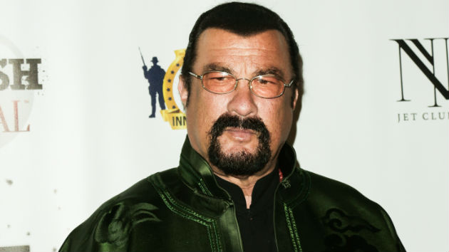 "Steven Seagal denies allegations of sexual misconduct, calls them ""made up"""