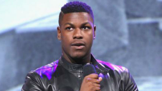 "John Boyega on gender equality in Hollywood: ""These are things we need...now more than ever"