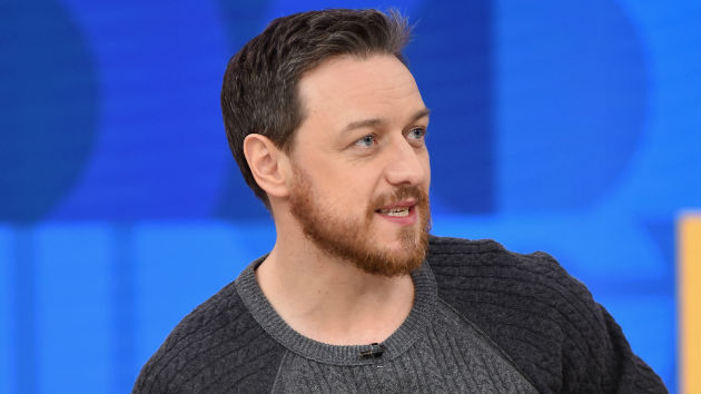 "James McAvoy ups his voice game in animated flick ""Sherlock Gnomes"""