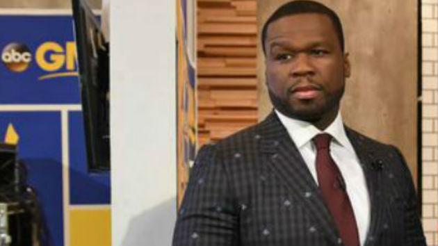 Starz gives the green light to 50 Cent's 'Black Mafia Family'
