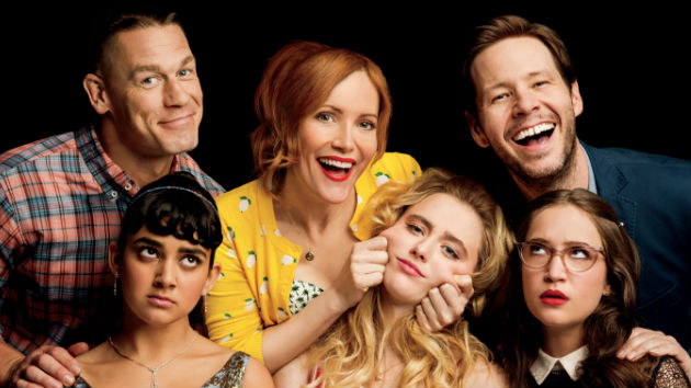 Of-age comedy 'Blockers' highlights female point of view