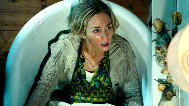 """""""A Quiet Place"""" creeps past """"Rampage"""" with $22 million weekend"""