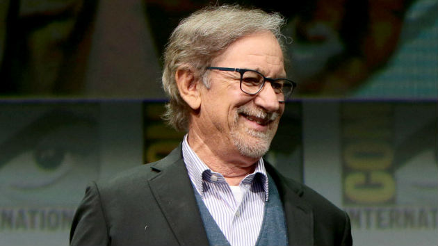 "Steven Spielberg gets into the superhero business with ""Blackhawk"""