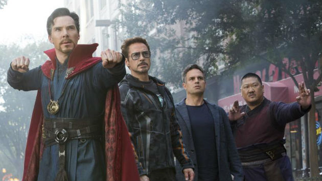 Are The Avengers planning to assemble for the Oscars?