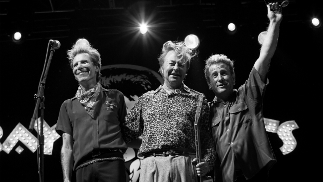 After Las Vegas reunion, Stray Cats plan to rock these other towns