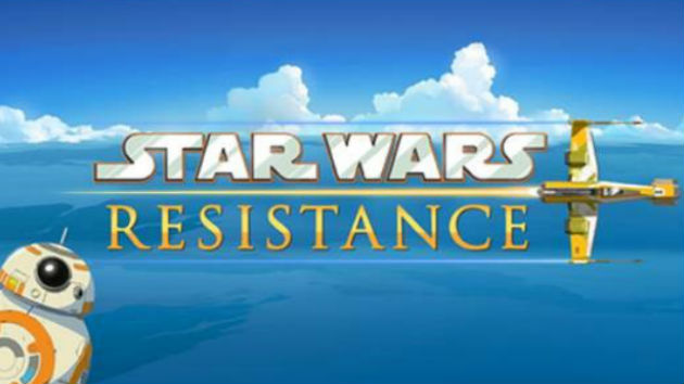 "Disney Channel clears animated ""Star Wars Resistance"" for launch"