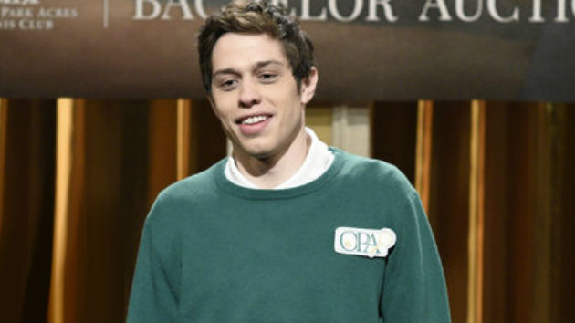 "Are ""SNL"" star Pete Davidson and Ariana Grande an item?"