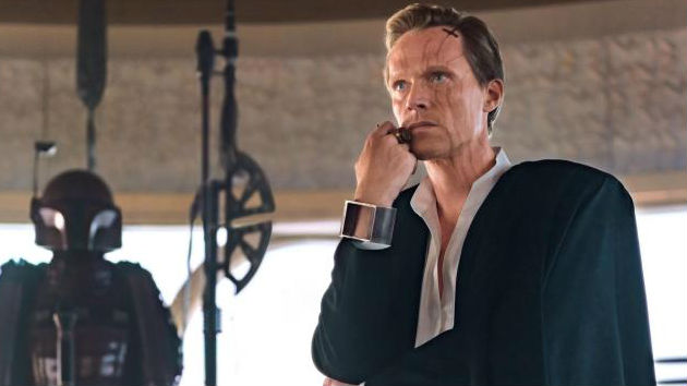 "Gangster's paradise: Paul Bettany begged Ron Howard via text to join ""Solo: A Star Wars Story"""