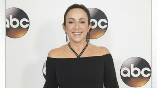 "Patricia Heaton cried at the very end of ""The Middle"""