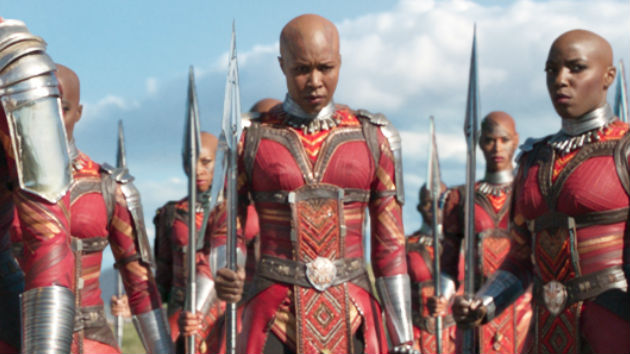 "Sydelle Noel pitches her Dora Milaje character for a ""Black Panther"" prequel"