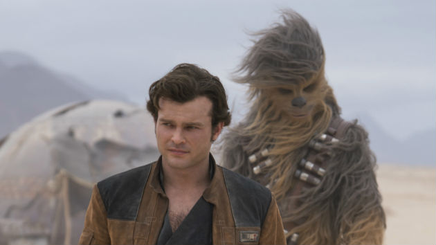 'Solo: A Star Wars Story' hitting home in September