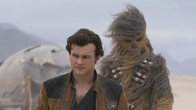 """Solo: A Star Wars Story"" star Alden Ehrenreich promises ""Star Wars"" fans a fun ride"