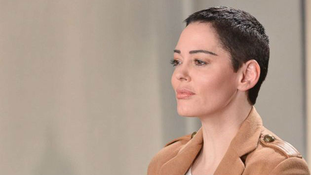 """Rose McGowan says her """"heart is broken"""" over Asia Argento sexual misconduct claims"""