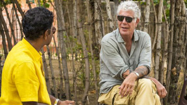 No narcotics were found in Anthony Bourdain's system, says French official