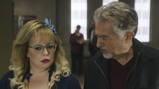 "Joe Mantegna and Kirsten Vangness liken their long-running ""Criminal Minds"" to the Rolling Stones"
