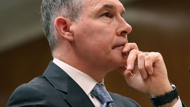 Watchdog group questions whether Pruitt is using private email to conduct business