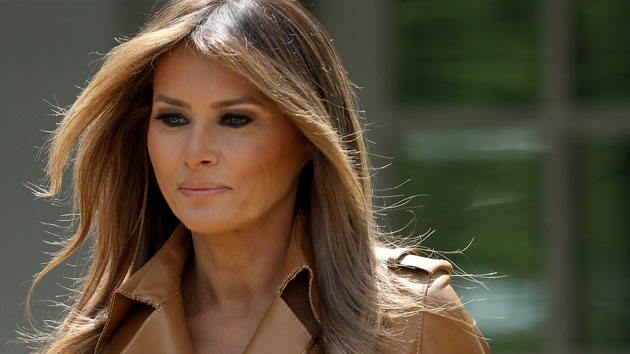 Melania Trump 'hates to see' families separated at border, hopes for immigration reform