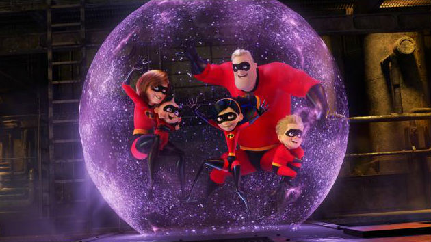 "Craig T. Nelson gives ""Incredibles 2"" his thumbs up as Pixar thanks fans for record debut"