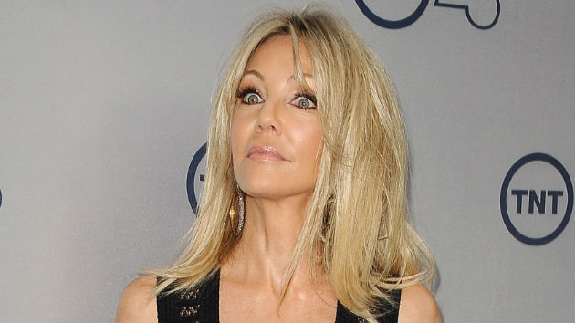 Report: Heather Locklear hospitalized after family altercation, threatening to shoot herself