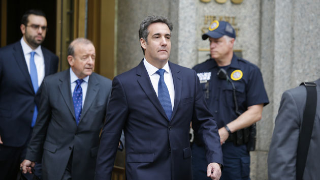 Michael Cohen hires new lawyer in ongoing New York criminal probe