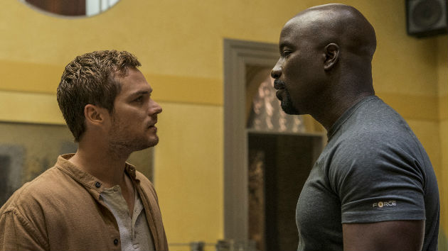 "Producer Cheo Hodari Coker says ""Luke Cage"" season 2 gives fans the Iron Fist/Cage collabo they've always wanted"