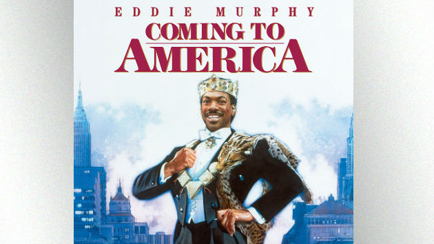 It's official: 'Coming to America 2' is coming to a theater near you!