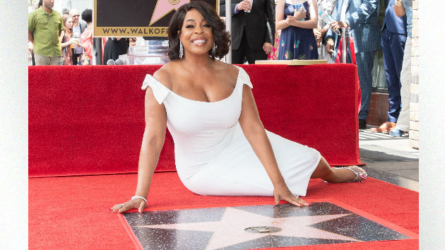 Shining bright like a diamond: Niecy Nash receives star on the Hollywood Walk of Fame
