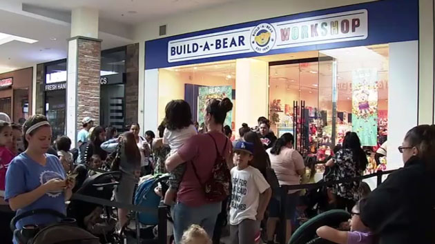Build-A-Bear closes lines nationwide over safety concerns for 'Pay Your Age' day