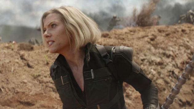 Girl super-power: Marvel's 'Black Widow' movie gets female director