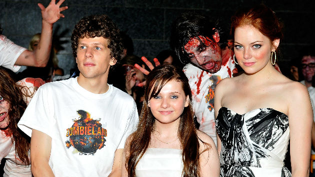 'Zombieland' stars back for sequel