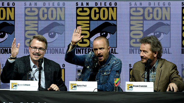 'Breaking Bad' cast reunites at Comic-Con; could characters appear in 'Better Call Saul'?