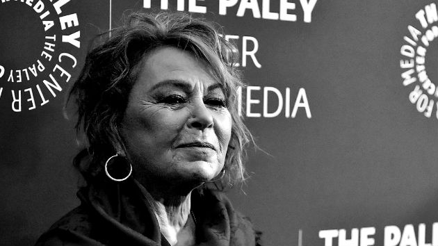 "Roseanne Barr screams on YouTube regarding racist tweet, ""I thought the b**** was white!"""