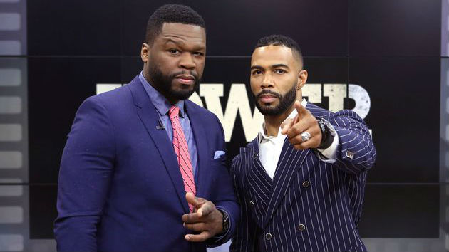 """'Power' star Omari Hardwick says even with the online jabs, he can't forget that 50 Cent """"changed my life"""""""