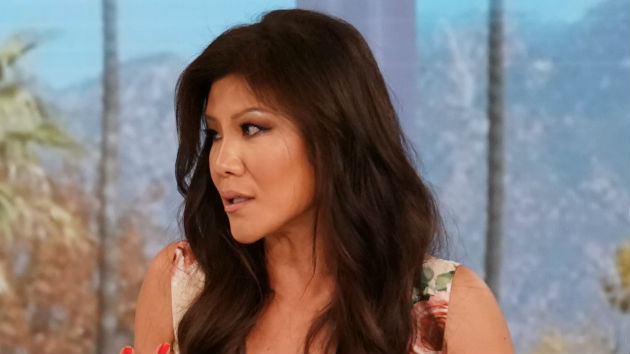 Julie Chen reportedly leaving 'The Talk' after husband ousted from CBS