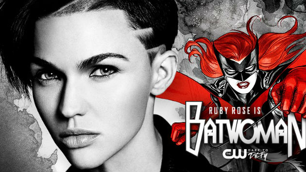 """Ruby Rose deletes Twitter after """"Batwoman"""" hate: """"If you need me, I'll be on my Bat Phone"""""""