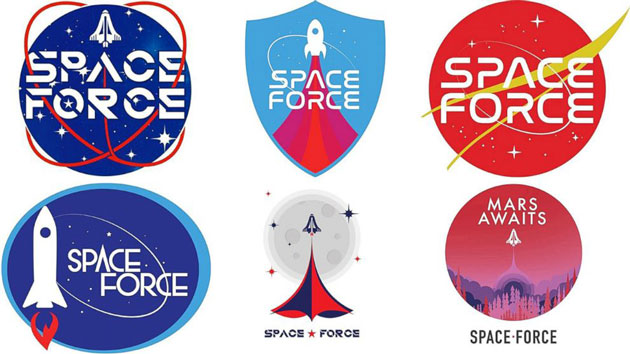 the trump campaign wants to sell space force gear and they re