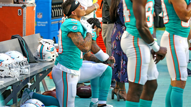 South Florida police union urges members to boycott Miami Dolphins, NFL