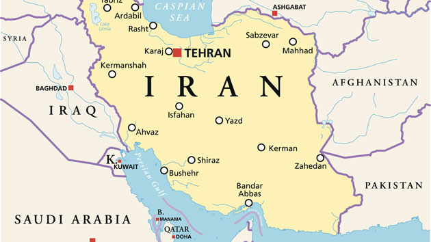 Iran fired ballistic missile as part of naval exercise