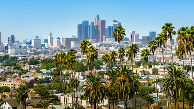 Mysterious smell plaguing California residents and sparking finger-pointing