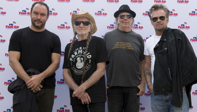 """Farm Aid 2018 to be broadcast live on AXS-TV, with """"Saturday Stack"""" extras"""